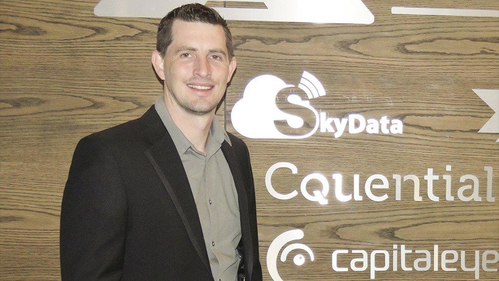 Shaun O'Brien CEO CQuential Supply chain WMS
