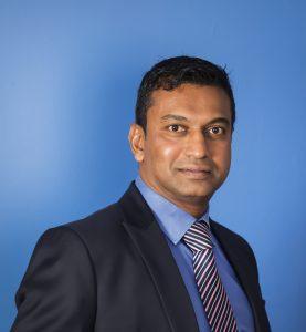 Jai Kalyan. Divisional Executive Joosubs