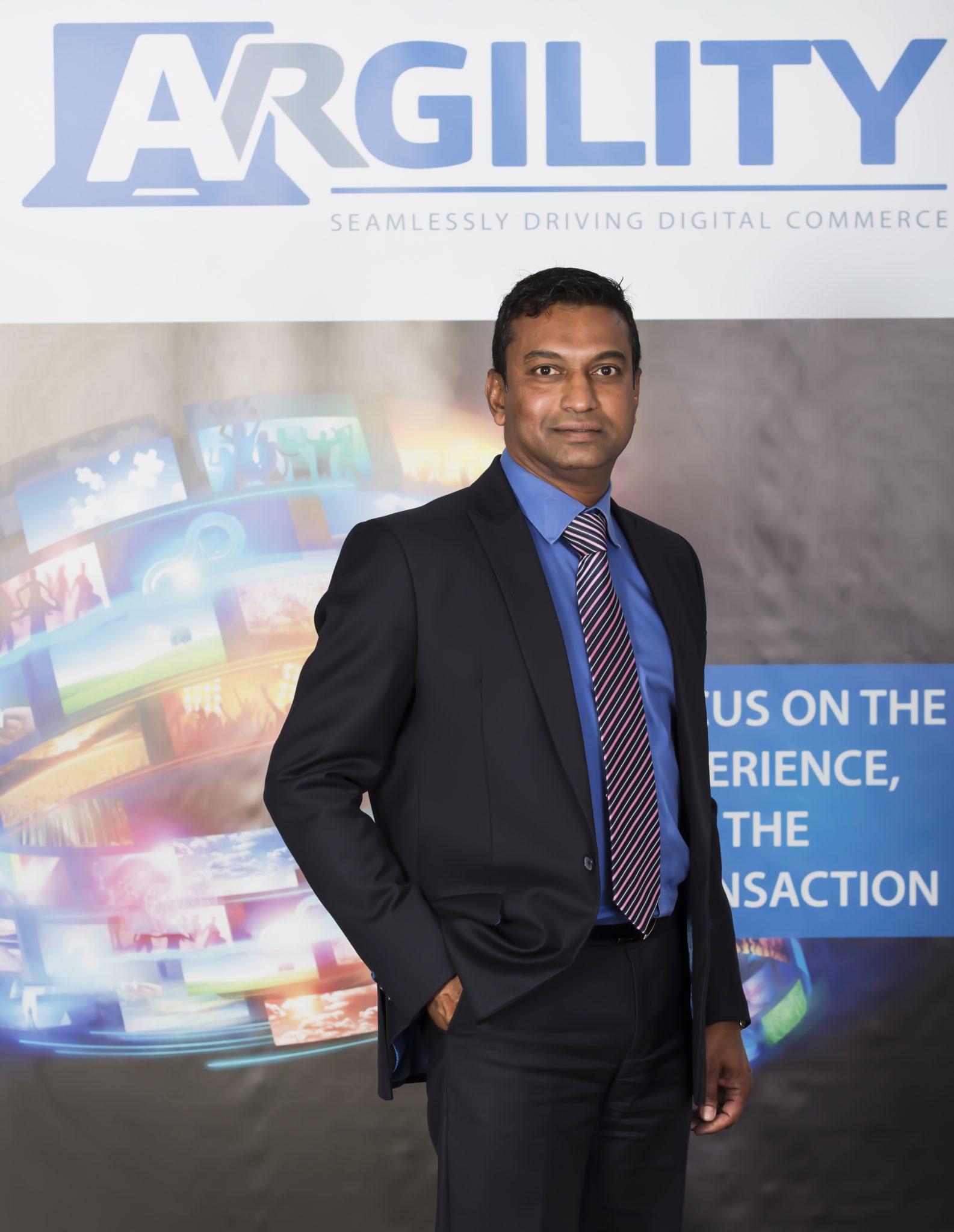 Jai Kalyan. Divisional Executive, Joosubs