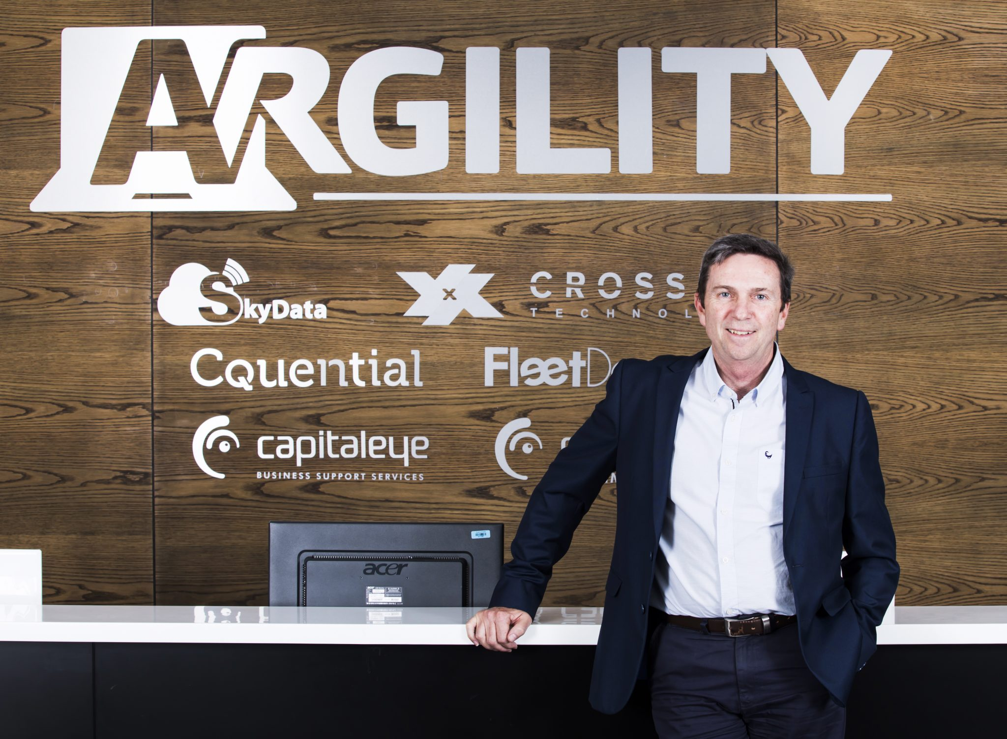 Eamon McCann CTO of Argility Technology Group Transforming asset and resource monitoring with ATG IoT platform