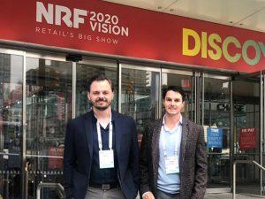 CEO Marko & CFO Richard revealing next-generation innovations