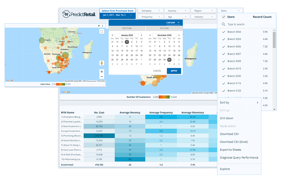 Interactive-Dashboards-And-Reports